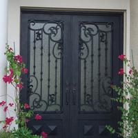 San Jose, Iron Doors