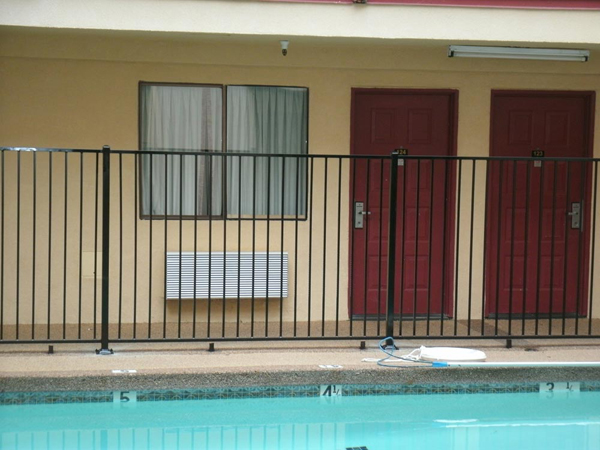 Wrought Iron Pool Fence San Jose