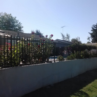 Wrought Iron Fencing San Jose